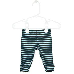 Carter's Blue Striped Cotton Pants